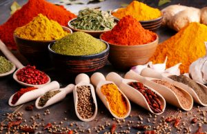 spices to fight dry mouth